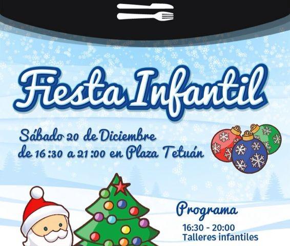 Fiesta Infantil como antes 20122014