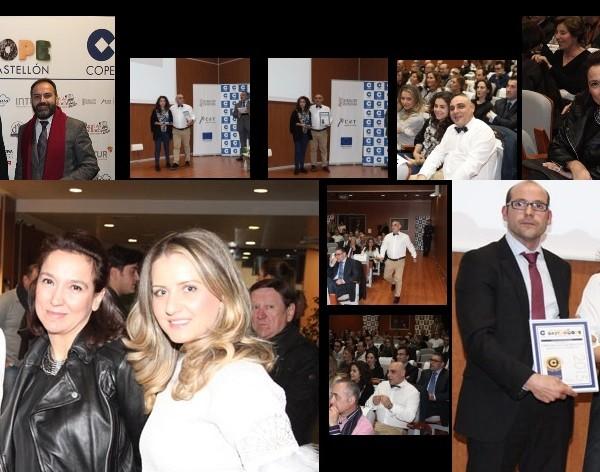 Mix fotos premios gastrocope vivecastellon