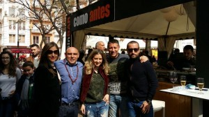 Carpa como antes Magdalena 2015 amigos de Sergio Garcia