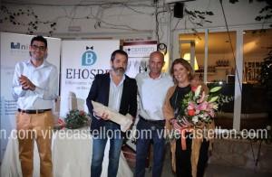 Entrega premios Ehosbe en como antes Benicassim 23092015 2