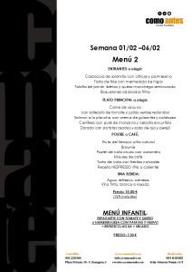 menu 2 semana 01.02-06.02