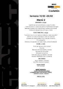 menu 2 semana 15.02-20.02