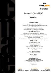 menú 2 semana 27.06-02.07