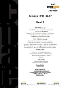 menú 2 semana 18.07-23.07