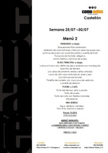 menú 2 semana 25.07-30.07