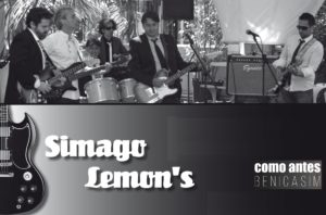 Simago Lemons en como antes Benicasim