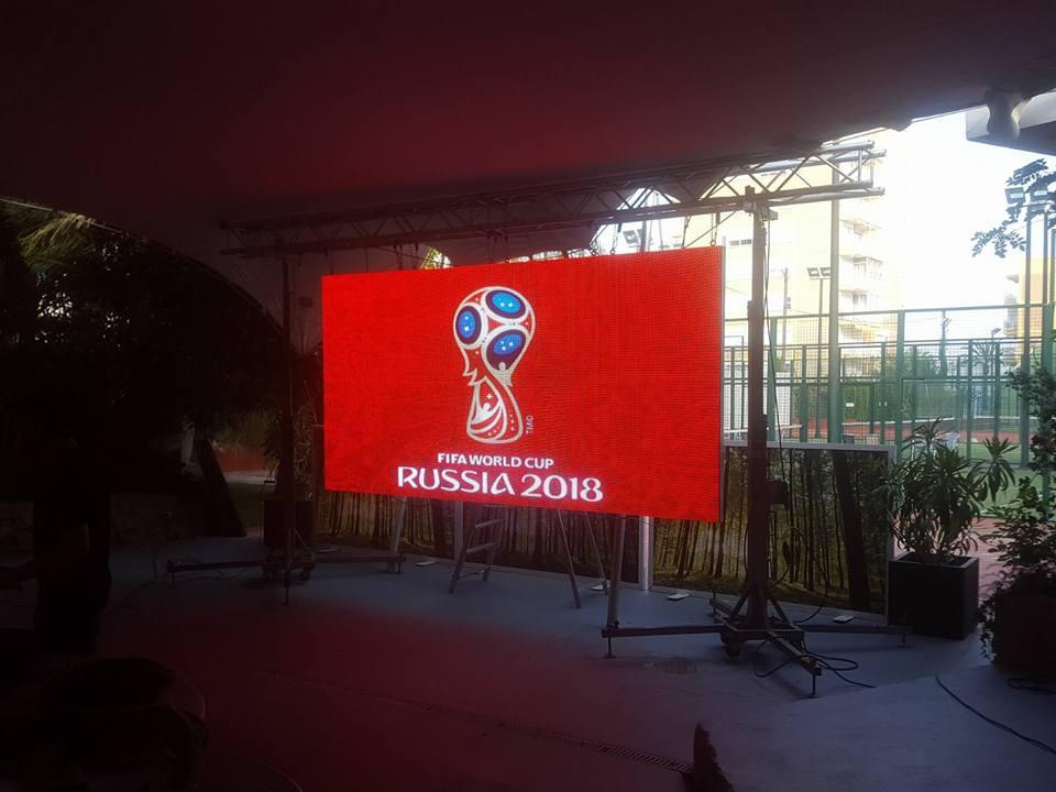 Pantalla 4x2 Mundial Rusia 2018
